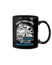 DON'T MESS WITH PAPASAURUS Mug thumbnail