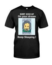 Albert Einstein Classic T-Shirt front