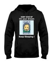 Albert Einstein Hooded Sweatshirt thumbnail