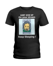 Albert Einstein Ladies T-Shirt thumbnail