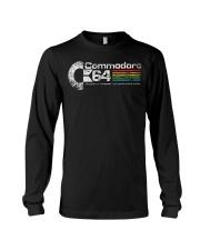 Commodore 64 T-Shirt Long Sleeve Tee thumbnail