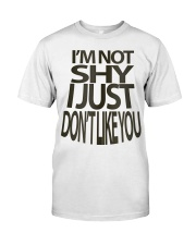 I'm Not Shy Classic T-Shirt thumbnail
