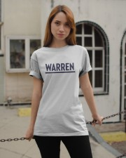 Warren 2020 Classic T-Shirt apparel-classic-tshirt-lifestyle-19