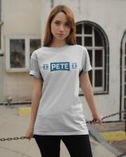 Pete 2020 Classic T-Shirt apparel-classic-tshirt-lifestyle-19