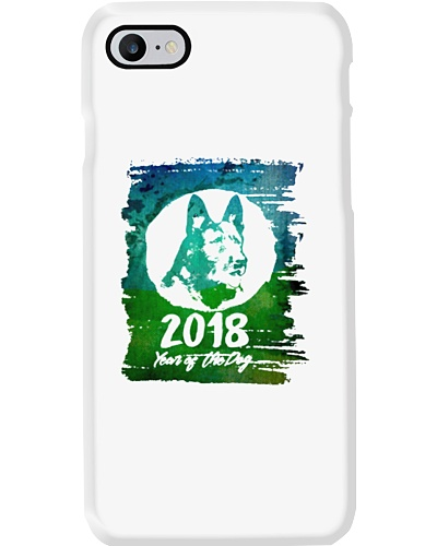 Year of the dog 2018 t shirt