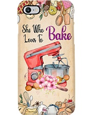 Baking Who loves to bake Gift for you Phone Case i-phone-8-case