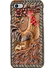 Gorgeous wood carving Chicken Gift for you Phone Case i-phone-8-case