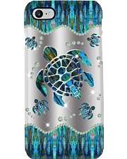 Gorgeous diamond turtle Gift for you Phone Case i-phone-8-case