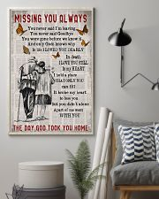 Missing you always Gift for you 24x36 Poster lifestyle-poster-1
