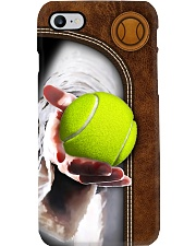 Tennisball Just take it Gift for you Phone Case i-phone-8-case