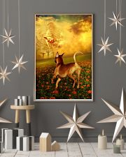 Rhodesian Ridgeback went with God poster 11x17 Poster lifestyle-holiday-poster-1