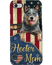 Heeler love Mom gift for you Phone Case i-phone-8-case