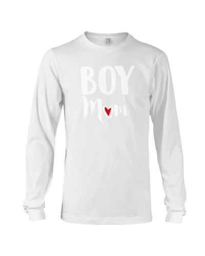 Boy mom shirt