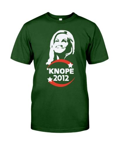 knope 2012 shirt