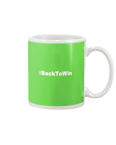 back to win shirt