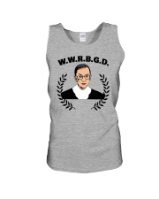 RBG Ruth Bader Ginsburg Feminist Shirt Unisex Tank thumbnail