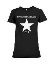 Stone Temple Pilots T-Shirt Premium Fit Ladies Tee thumbnail