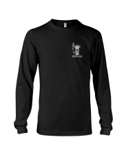 Smoking Rivet - Front and back printing Long Sleeve Tee thumbnail