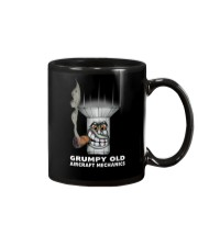 Smoking Rivet - Front and back printing Mug thumbnail