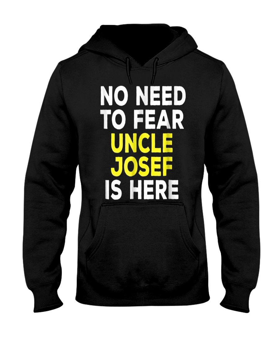 Mens Josef Funny Uncle T Shirt Gift Family Mens Gr Hooded Sweatshirt