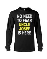 Mens Josef Funny Uncle T Shirt Gift Family Mens Gr Long Sleeve Tee thumbnail