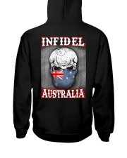AU FLAG - LIMITED EDITION  Hooded Sweatshirt thumbnail