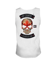 CA FLAG - LIMITED EDITION  Unisex Tank thumbnail
