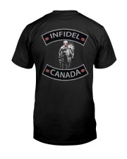CA FLAG - LIMITED EDITION  Classic T-Shirt back