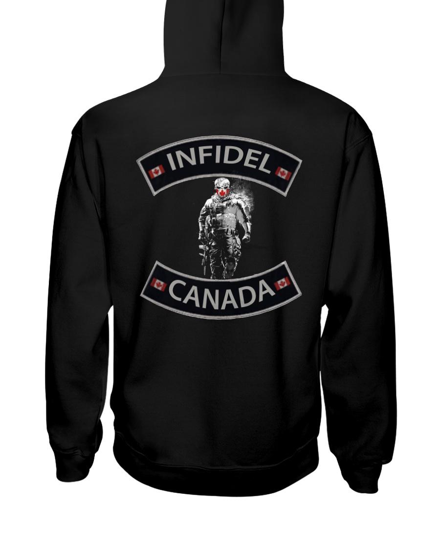 CA FLAG - LIMITED EDITION  Hooded Sweatshirt