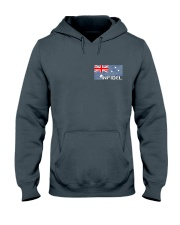 AU FLAG - LIMITED EDITION  Hooded Sweatshirt front