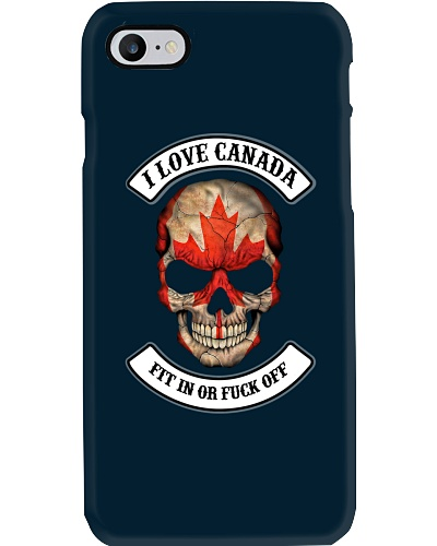 I LOVE CANADA - LIMITED EDITION