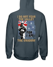 AU FLAG - LIMITED EDITION  Hooded Sweatshirt back