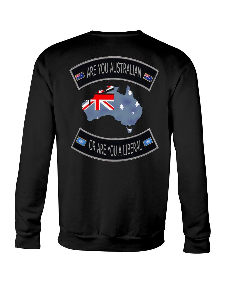 AU FLAG - LIMITED EDITION  Crewneck Sweatshirt