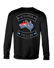 AU FLAG - LIMITED EDITION  Crewneck Sweatshirt back