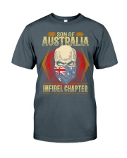 AU FLAG - LIMITED EDITION  Classic T-Shirt front