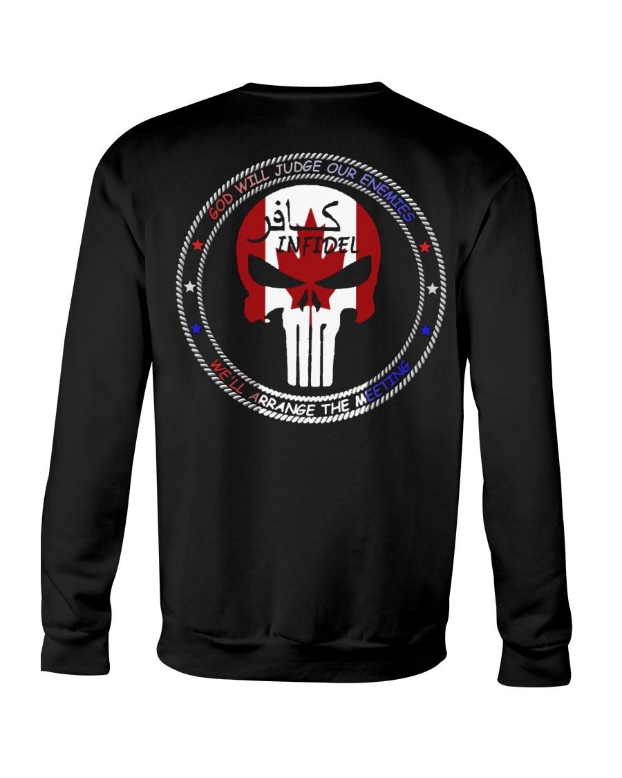 CA FLAG - LIMITED EDITION  Crewneck Sweatshirt