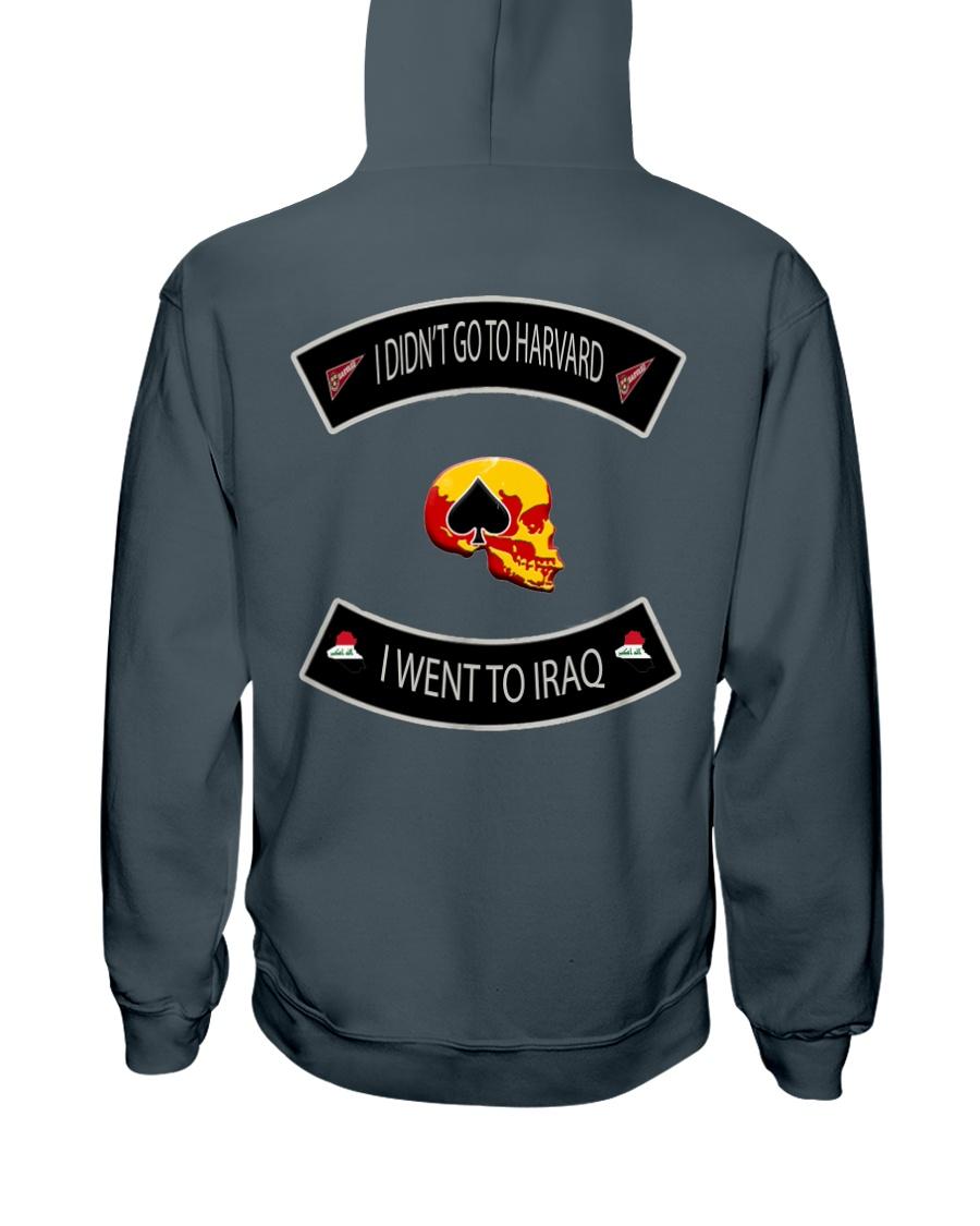 IRAQ FLAG - LIMITED EDITION  Hooded Sweatshirt