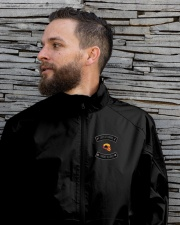 IRAQ FLAG - LIMITED EDITION  Lightweight Jacket garment-embroidery-jacket-lifestyle-06