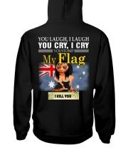 AU FLAG - LIMITED EDITION  Hooded Sweatshirt tile