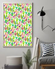 Cacti Succulent Garden 24x36 Poster lifestyle-poster-1
