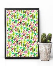 Cacti Succulent Garden 24x36 Poster lifestyle-poster-8