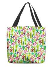 Cacti Succulent Garden All-over Tote thumbnail