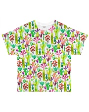 Cacti Succulent Garden All-over T-Shirt thumbnail