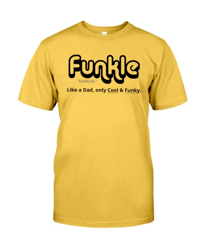 Funkle - Like a Dad - on Cool and Funky