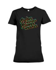 Softer Worser Slower Weaker Shirt Premium Fit Ladies Tee thumbnail