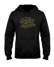 Softer Worser Slower Weaker Shirt Hooded Sweatshirt thumbnail