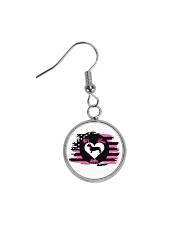 My Doxie Matters- Dachshund  Circle Earrings thumbnail