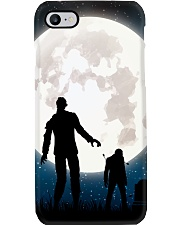 The halloween moon 2 Phone Case thumbnail