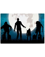 The halloween moon 2 Rectangle Cutting Board thumbnail