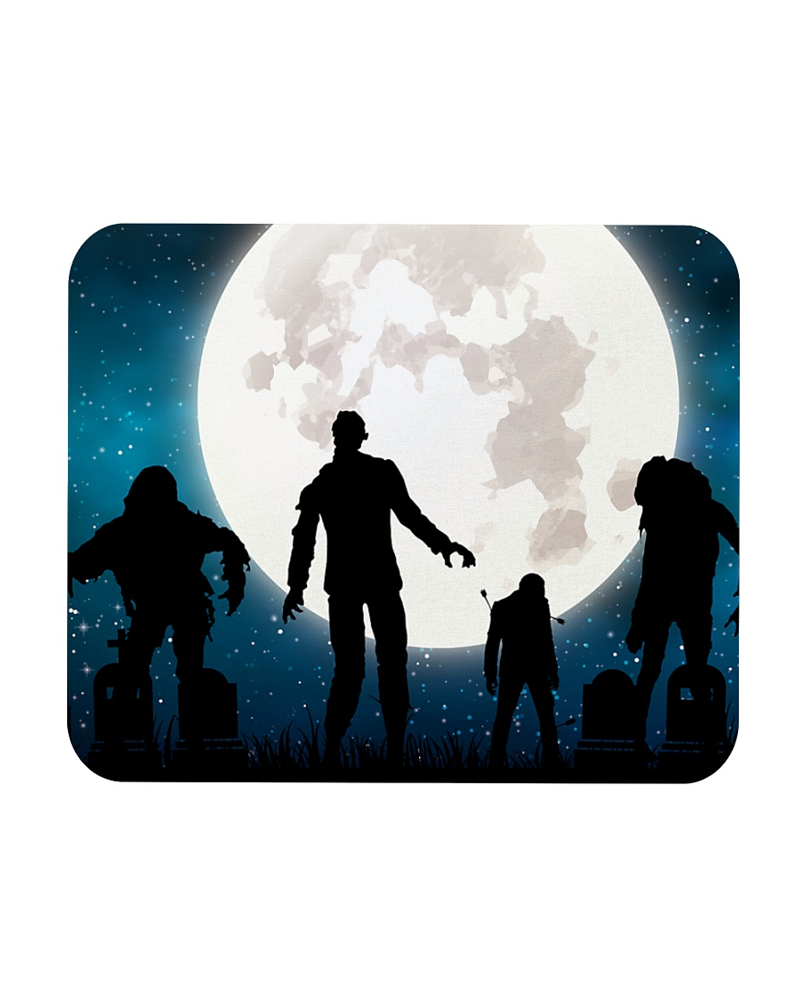 The halloween moon 2 Mousepad